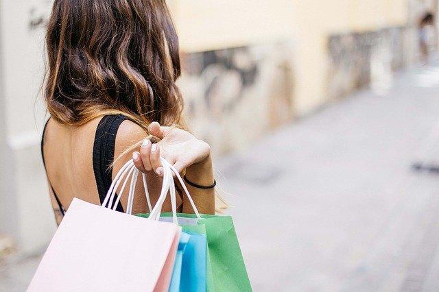 nákupování