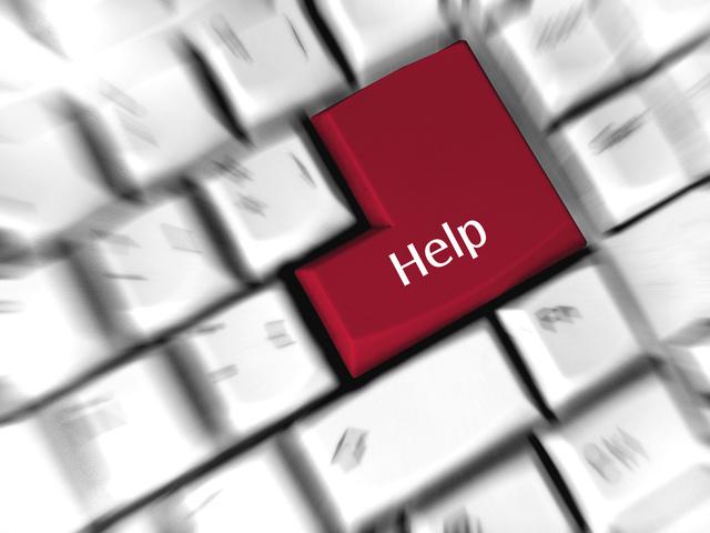 Klávesnica, červená klávesa Help.jpg
