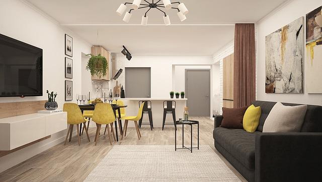 Kuchyňa s obývačkou, alebo kuchyňa samostatne?